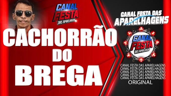 CD NOVO CACHORRÃO DO BREGA 2021