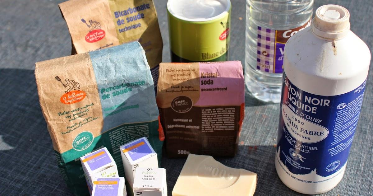 Sakaïdé: acheter ses produits d'entretien de base