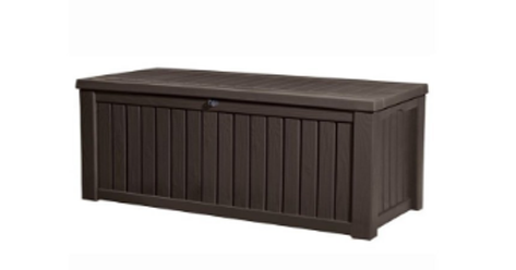 Deck Box Patio Pool Storage Resin Waterproof Bench Keter 150 Gallon Extra Large Mocha Outdoor, Keter Plastic Deck Storage Container Box, Keter Deck Box, Lockable Keter Deck Box, Keter Outdoor Storage Bench, Keter Deck Box Seat, Keter Resin Deck Box, Keter Deck Storage Box,