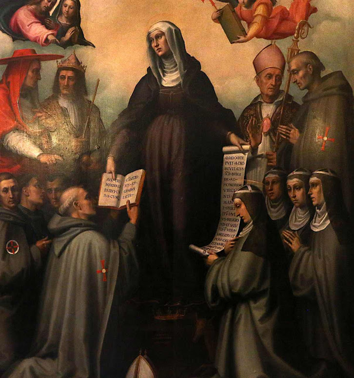 Santa Brígida da Suécia, San Marco, Florença