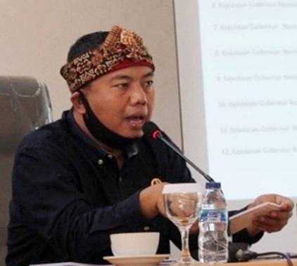 Komisi II DPRD Jabar Bahas Pertanggungjawaban Pelaksanaan APBD T.A 2019 Bersama OPD