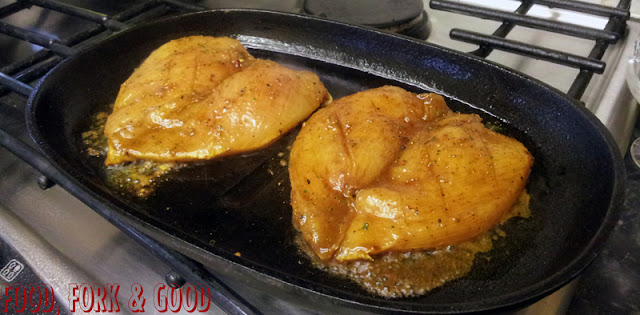 Sizzling Cajun & Tang Chicken - Fork and Good