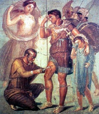 Galeno, médico de emperadores y gladiadores