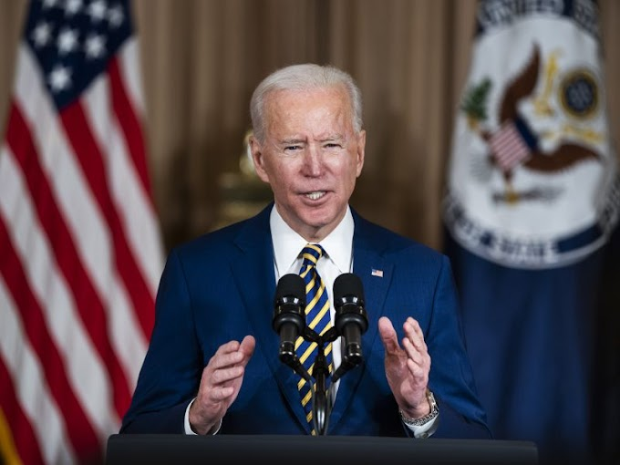 Biden To Demand Employers Offer Paid Time Off For Vaccinations...