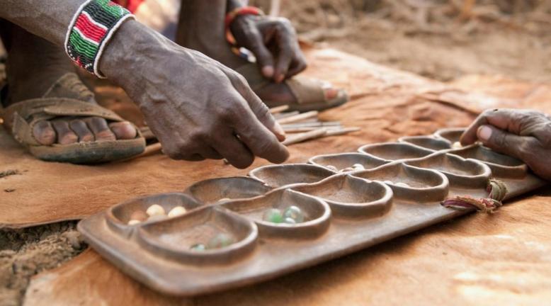 Jogos Matemáticos do Continente Africano: Mancala