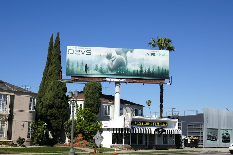 Devs season 1 billboard