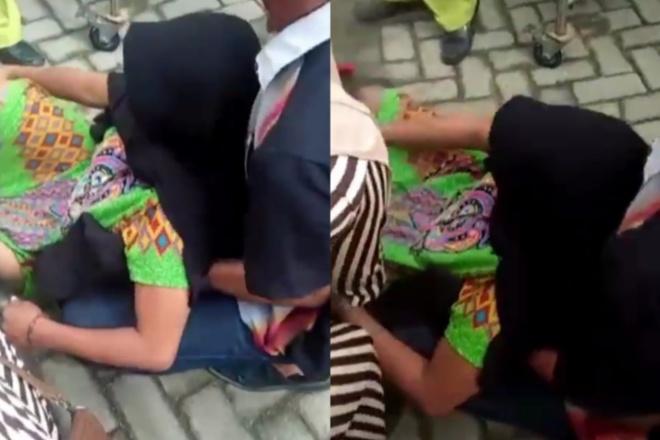 VIDEO: Tak Kuat Menunggu, Ibu Asal Bone Melahirkan di Parkiran RSUD Sinjai