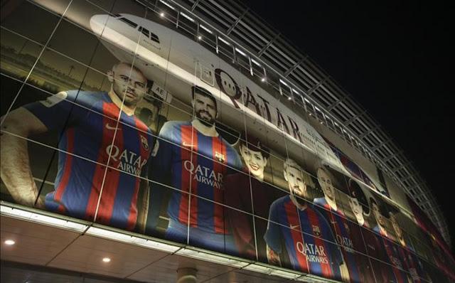 Qatar podría dar nombre al nuevo Camp Nou
