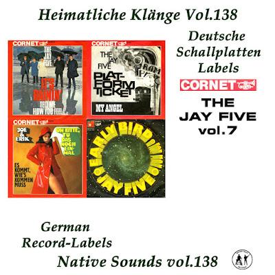 The Jay Five - Singles ( Heimatliche Klaenge vol.138)