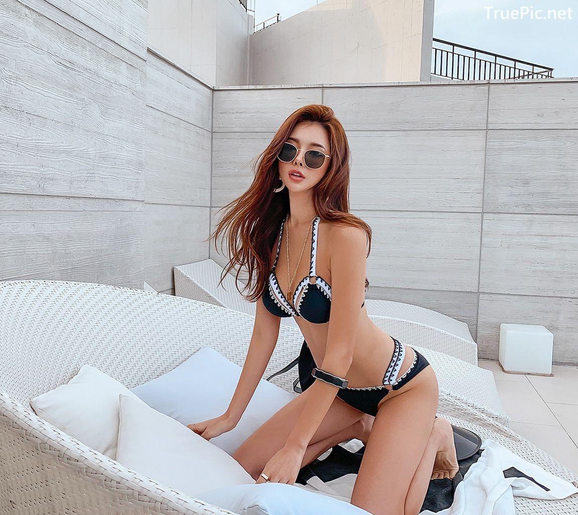 Image Korean Fashion Model - Park Da Hyun - Renet Bikini - TruePic.net - Picture-3