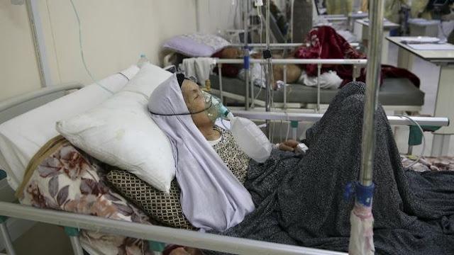 Kematian Akibat Corona di Indonesia Naik 24,4 Persen dalam Sepekan Terakhir