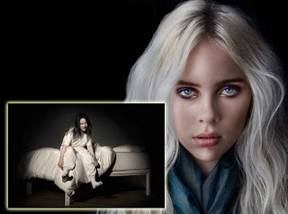 Billie Eilish - When We All Fall Asleep, Where Do We Go 2019