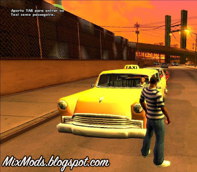 mod cleo gta sa chamar taxi