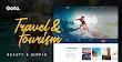 Goto v1.7  - Tour & Travel WordPress Theme