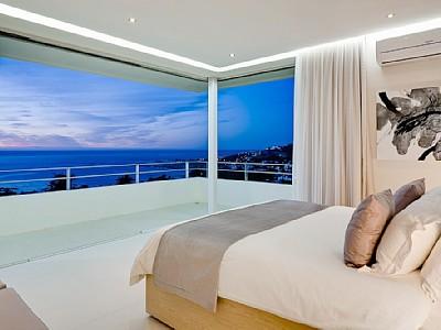 Dormitorios con vista al mar for Hoteles playa con habitaciones familiares