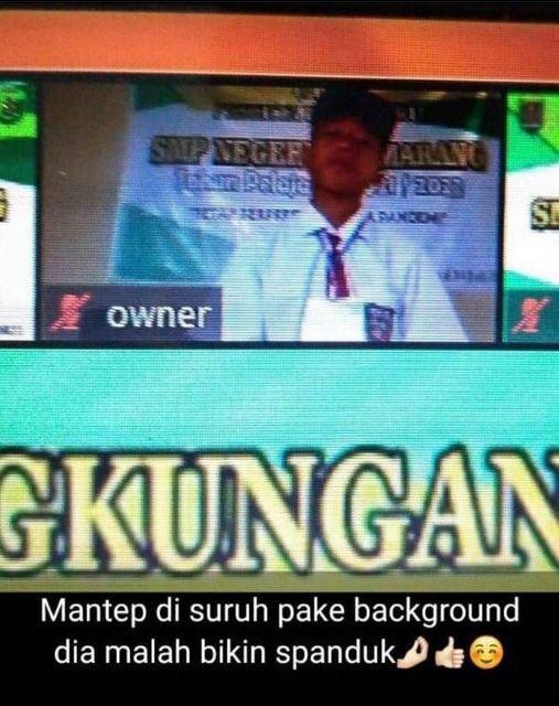 11 Meme Lucu 'Drama Sekolah Online' Ini Bikin Ngakak Sekelas