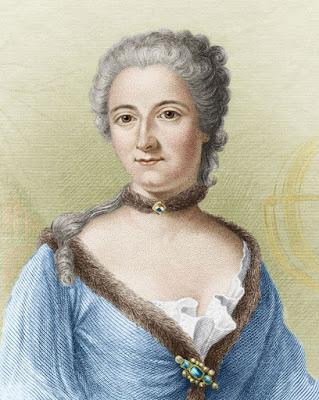 Émilie du Châtelet foi uma das paixões de Voltaire