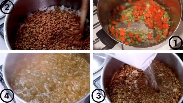 How to Make Italian Lentil Soup