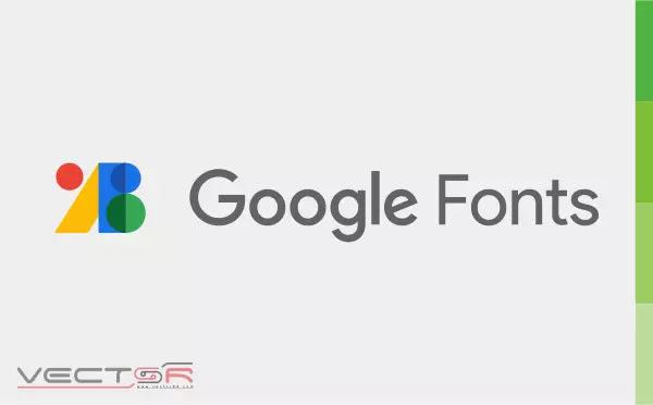 Google Fonts Logo - Download Vector File CDR (CorelDraw)