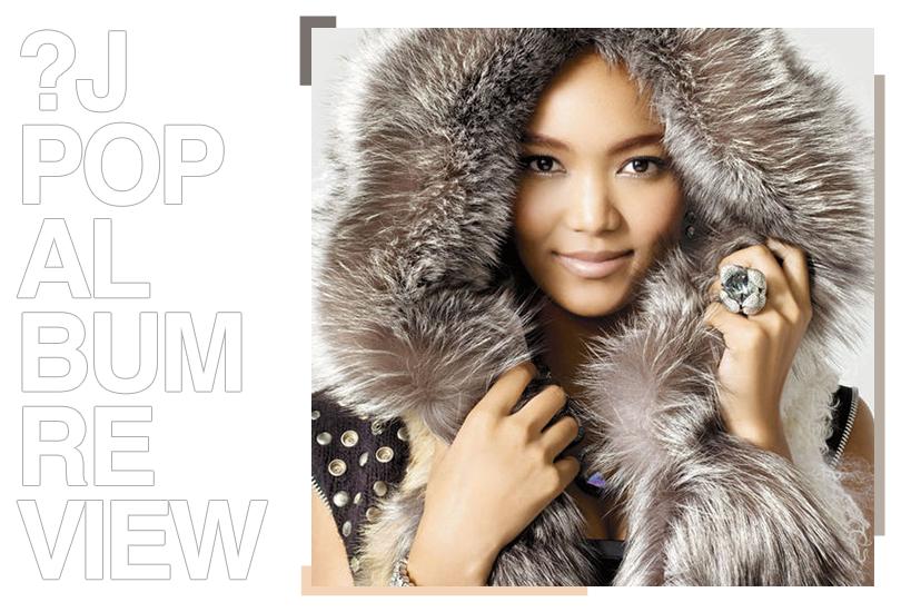 Album review: Crystal Kay - Spin the music | Random J Pop