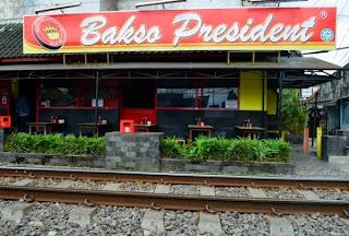 Bakso President Khas Malang