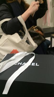 パリ シャネル