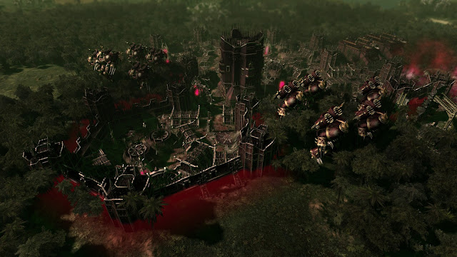 Gladius Warhammer 40,000 Marines Caos