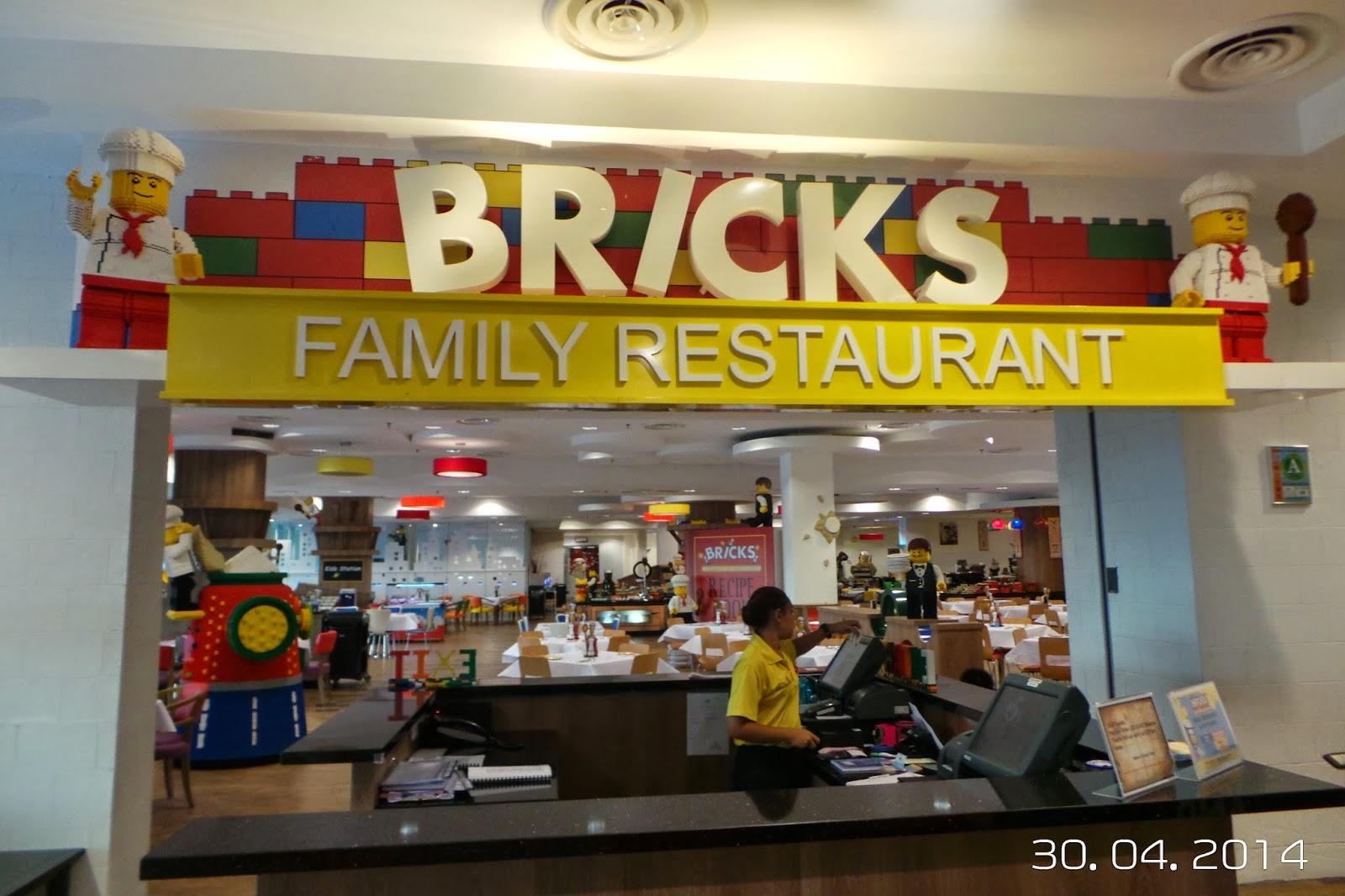 Legoland Hotel Restaurant Malaysia