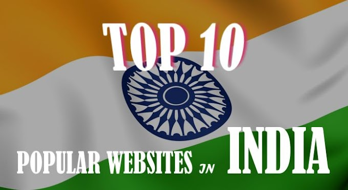 Top 10 Indian Websites