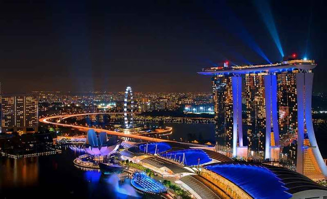 Best Places in Singapore 2020