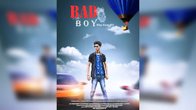 Bad Boy Poster Design