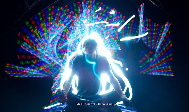 Meditación guiada para alcanzar el estado de iluminación