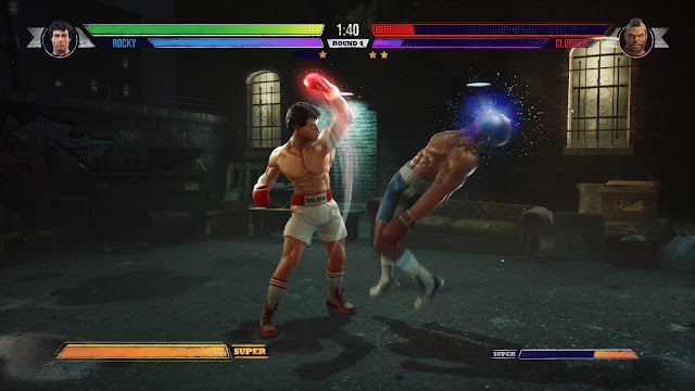 Big Rumble Boxing Creed Champions PC Full