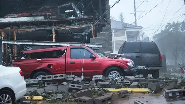 أمريكا بين الفيضانات والحرائق...اعلان حالة طوارئ في نيويورك