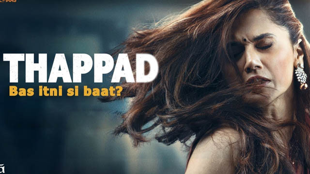 Thappad Full Movie Download Filmywap Worldfree4u Moviesflix
