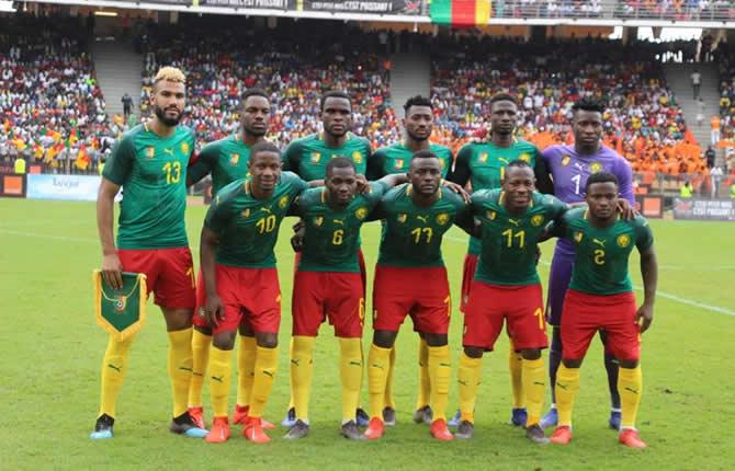 Match amical Cameroun - Tunisie: La liste des Lions Indomptables convoqués