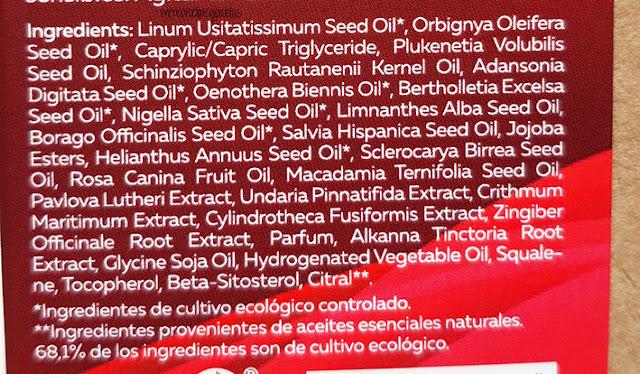 Red velvet oil serum freshly cosmetics