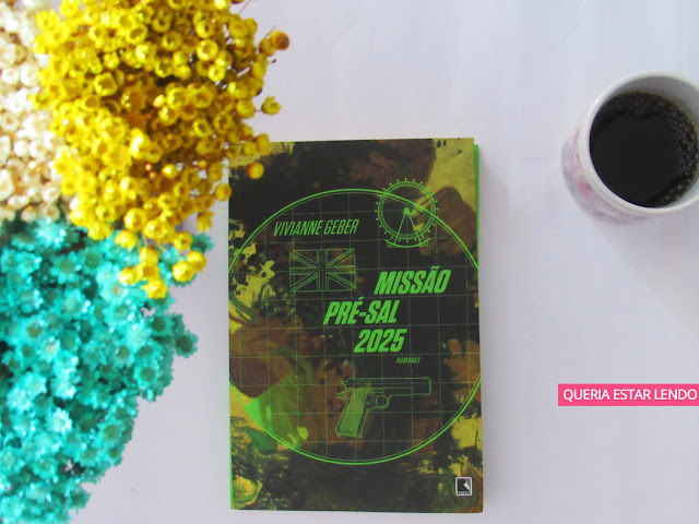 Li Até a Páginas 100 e... #65 - Missão Pré-Sal 2025