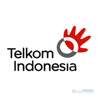 Telkom Indonesia Logo vector (.cdr)
