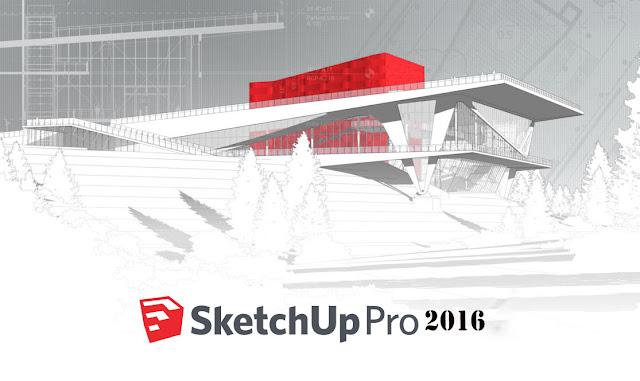 Baixar Google SketchUp Pro 2016 + Crack