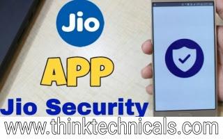 mobile antivirus download - jio antivirus / jio security app