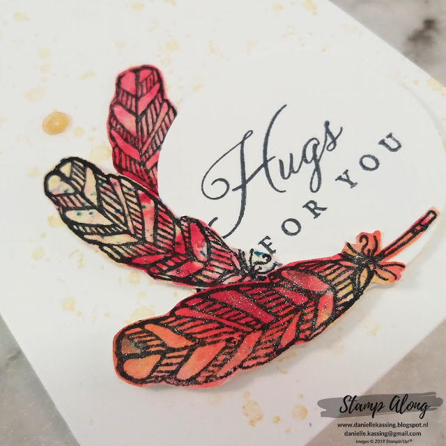 Stampin' Up! Hugs from Shelli Paper Pumpkin
