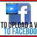 How to Add A Video On Facebook