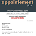 Appointment letter format in doc