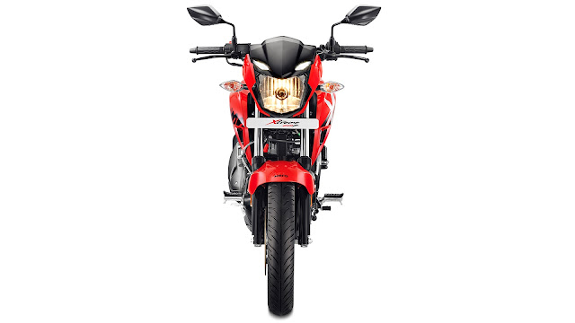 New Hero Xtreme 200R front show