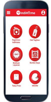 aplikasi my indihome