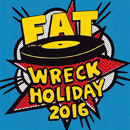 """Fat Wreck Chords announce new compilation """"Fat Wreck Holiday 2016"""""""