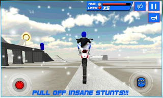 Extreme Snow Mobile Stunt Bike Mod Apk v1.0.2 Terbaru
