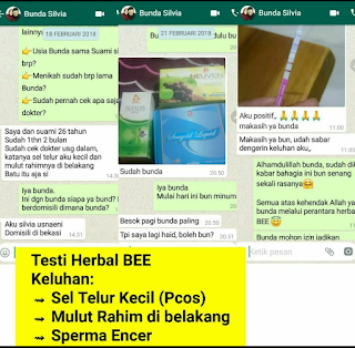 Jual Herbal Bee di Pontianak
