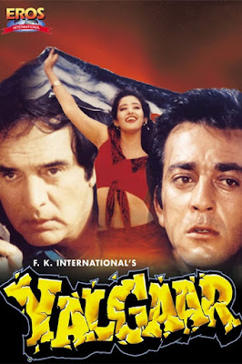 Yalgaar (1992) Hindi 720p WEB HDRip HEVC x265